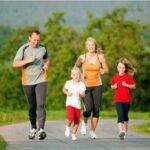 Активный образ жизни и туризм